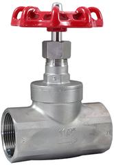 Вентиль запорный клапанный КЗР-10