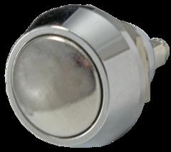 Кнопка металлическая антивандальная миниатюрная AR-SD16-SM12100.S