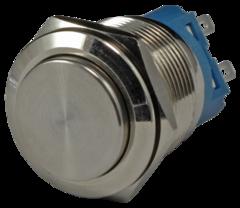 Кнопка металлическая антивандальная AR-SD16-DL22002.C