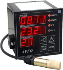 Регулятор температуры и влажности АРГО