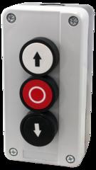 Пост управления трехкнопочный ПТК-А-3101