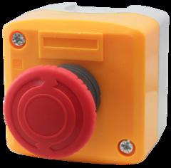 Пост управления однокнопочный ПТК-А-1101