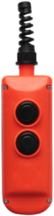 Пост управления двухкнопочный ПТК-А-2501