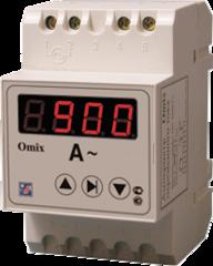 Амперметр однофазный на DIN-рейку Omix D3-A-1-0.5