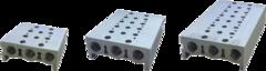 Плиты для подключения пневмораспределителей 3120M