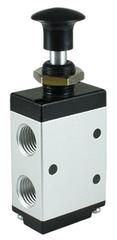 Клапан-переключатель с ручным управлением ПР322-К7