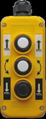 Пост управления трехкнопочный ПТК-А-3301