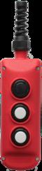 Пост управления трехкнопочный ПТК-А-3501
