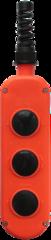 Пост управления трехкнопочный ПТК-А-3531