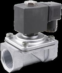 Соленоидный клапан (электромагнитный) AR-2W41 GSV