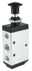 Клапан-переключатель с ручным управлением ПР522-К7