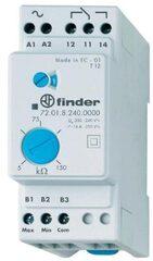 Реле контроля уровня для проводящих жидкостей Finder 72.01