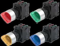 Переключатель c подсветкой AR-LA800E-BLSM