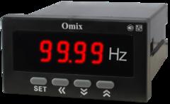 Частотомер однофазный щитовой Omix P94-F1-1-K