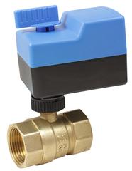 Кран шаровой неполнопроходной с электроприводом AR800-2