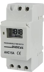 Суточный/недельный таймер ARCOM-AHC15A