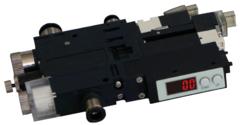 Электро-пневматическая система генерации и контроля вакуума на основе вакуумного эжектора ARV