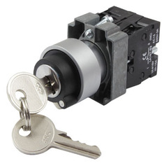 Переключатель с ключом AR-XB2-BG
