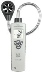 Термоанемометр DT-318