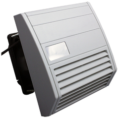 Входной вентилятор с решеткой и фильтром FF018