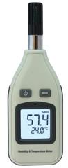 Миниатюрный измеритель температуры и влажности AR1362