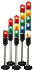 Многоуровневые сигнальные башни с лампами накаливания БСН-204