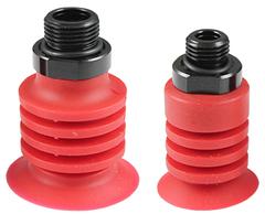 Сильфонная вакуумная присоска для мягкой упаковки SBLP