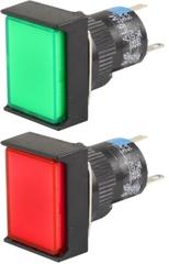 Кнопка с подсветкой AR-SD16-22CFD