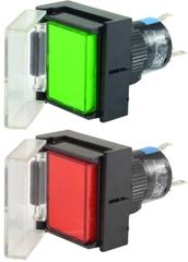 Кнопка с подсветкой AR-SD16-11CFDFG