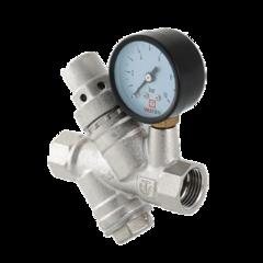 Редуктор давления с фильтром и манометром VT.082.N