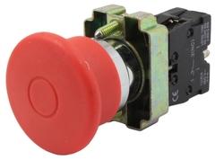 Кнопка грибовидная с фиксацией AR-XB2-BT