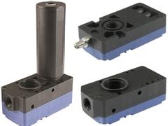 Миниатюрный вакуумный эжектор ABM