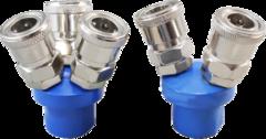 Пневматический разветвитель ARP-SM-V, ARP-SM-Y