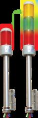 Многоуровневые светодиодные сигнальные башни БСС-215-МС