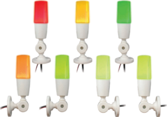 Светодиодные сигнальные башни БСС-211-37С