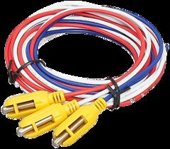 Комплект из трех погружных датчиков уровня ДСП-А-13.3