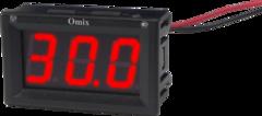 Вольтметр постоянного тока щитовой Omix PQ42-DV1