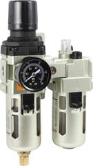 Фильтр-регулятор с маслораспылителем и автосливом ФРЛ-Х010А