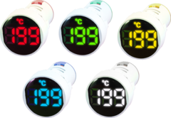 Цифровой индикатор температуры ART-R30
