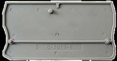 Заглушка клемм G-JUT3-6
