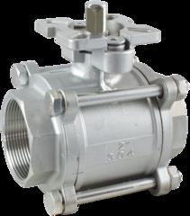 Кран шаровой КПР-3-015z