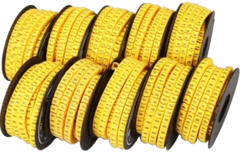 Маркировка кабельная МКС-0.1000