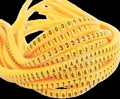 Маркировка кабельная МКС-0.D.100