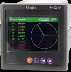 Анализатор параметров трехфазной сети Omix P99-MAY-3