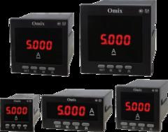 Амперметр постоянного тока щитовой Omix DA1