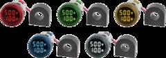 Цифровой индикатор тока и напряжения Omix R30-AV2-1