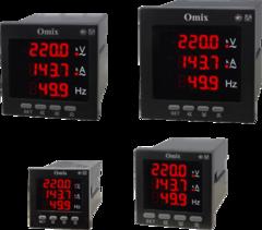 Мультиметр однофазный щитовой c интерфейсом RS-485 Omix M3-1-RS485-N2