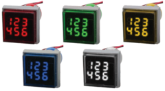 Индикатор счета импульсов ARCOM T33-PC