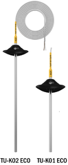 Канальные датчики температуры TU-K01 ECO, TU-K02 ECO