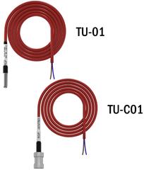 Бескорпусные накладные (контактные) датчики температуры TU-01, TU-С01